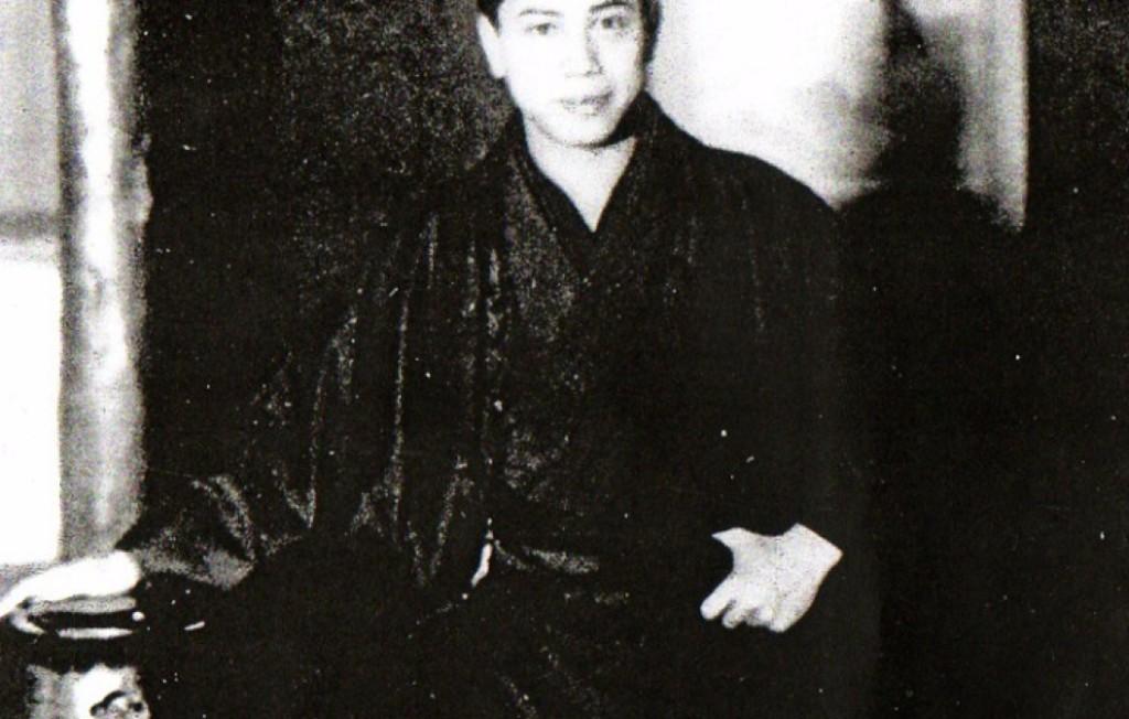 Haruchika Noguchi fue considerado un Maestro desde los 15 años