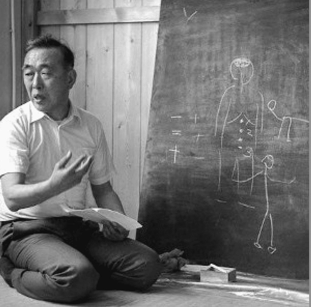 Tsuda Maestro Seitai Katsugen Sensei