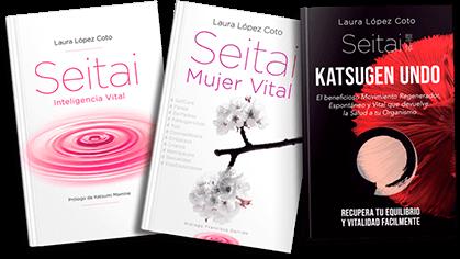 Los mejores libros de Seitai y Katsugen Undo