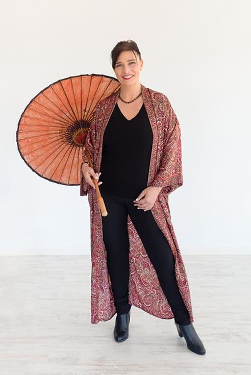 Laura Lóepz Coto especialista en Seitai y Katsugen Undo