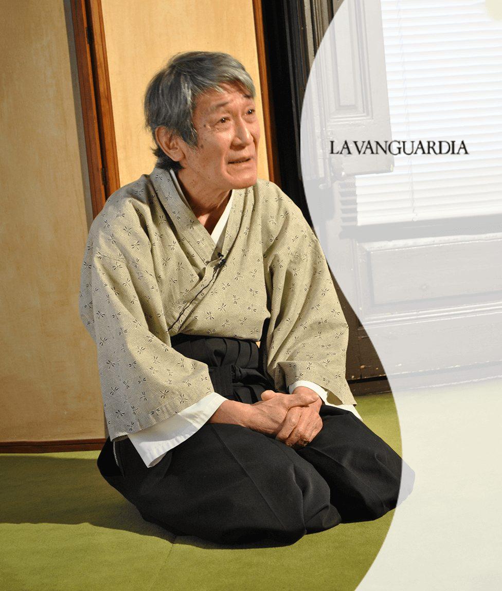 Katsumi Mamine y el Seitai.