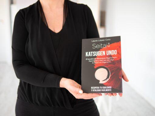 Laura López Coto autora del libro Seitai Katsugen Undo
