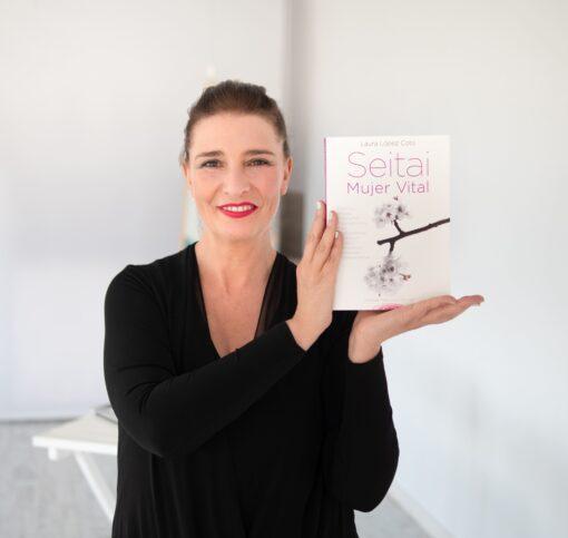 Laura Löpez Coto autora del libto Seitai Mujer Vital